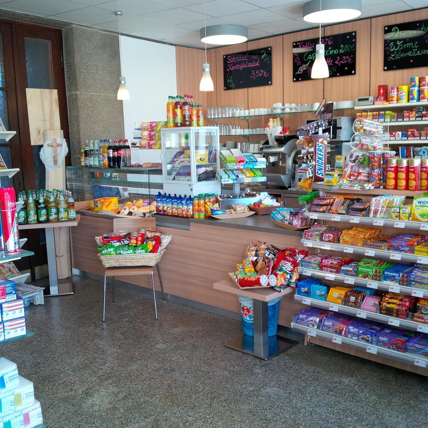Cafeteria Kiosk Bezirksklinikum Wöllershof Lebenshilfe